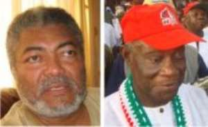 STATEMENT: Rawlings Slams Mills' Gov't over Kofi Adams' suspension