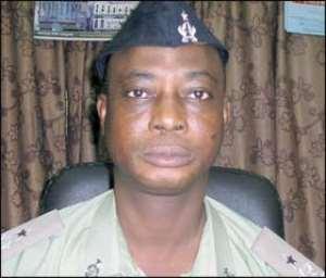 Drug baron attacks police chief