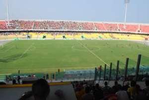 The Ohene Djan Stadium