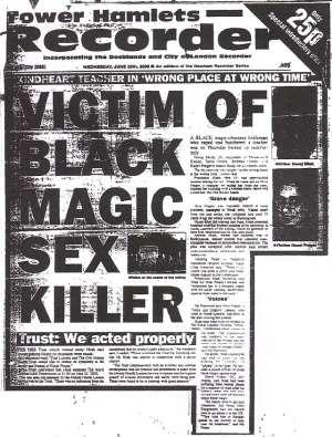 Victim of Black Magic