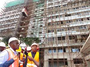 Job 600 project to be completed in August - Mensah