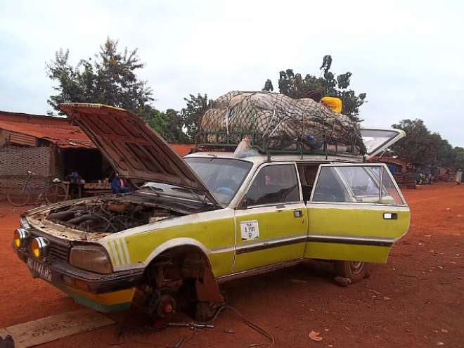 My Bush Taxi