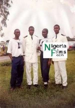 Funny Picture: Mercy Johnson During Her Secondary School Days