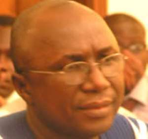 Mr Ambrose Dery, Member of Parliament for Lawra/Nandom