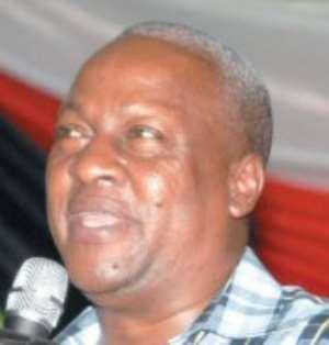 Vice President John Mahama