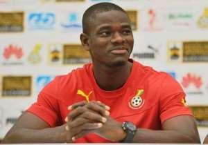Ghana defender Jonathan Mensah