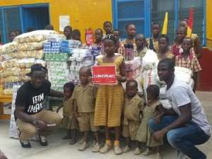 Jonathan Mensah has launched a foundation