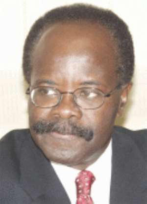 Dr Papa Kwesi Nduom - CPP Flag Bearer