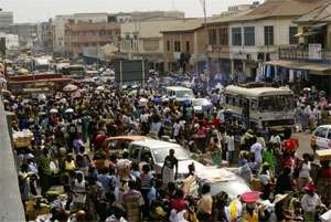 Accra city