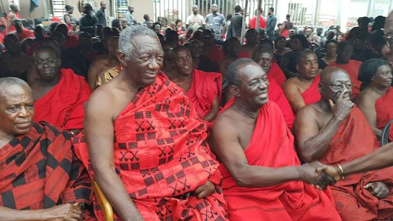 Kufuor Mourns3