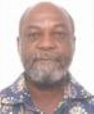 Prof. Kwame Karikari, Executive Director of Media Foundation for West Africa