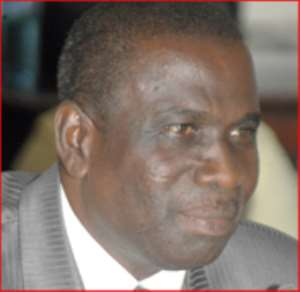 Regional Minister inspects work on Berekum-Seikwa road