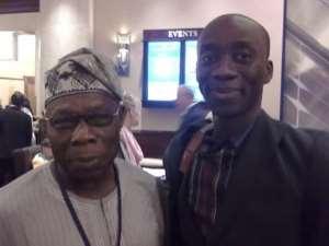 Kwaku Kyei & Obasanjo