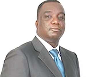 Kweku Bedu-Addo – MD of Stanchart