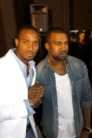 D'BANJ AND KANYE WEST TO STAR IN A MOVIE