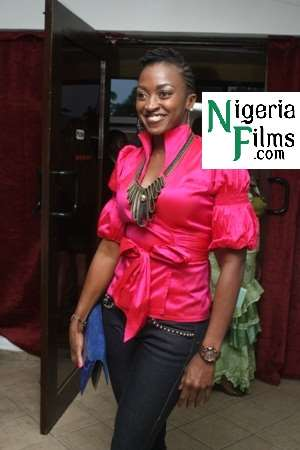 When Kate Henshaw Raised Higher
