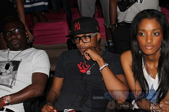 KERI HILSON AND BOW WOW IN GHANA (12)