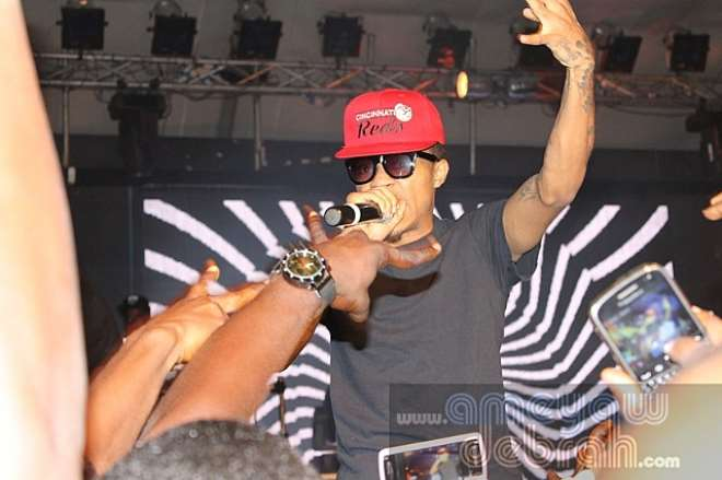 KERI HILSON AND BOW WOW IN GHANA (5)