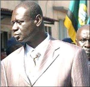 Samuel Sarpong, KMA Chief Executive