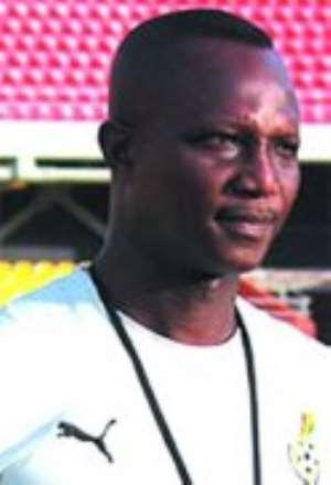 Setting Targets For Kwasi Appiah