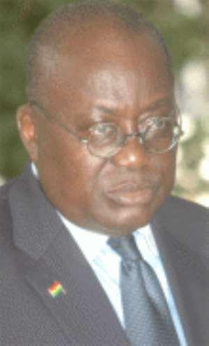 Nana Akufo Addo - NPP Flagbearer