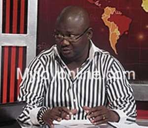 Hon. Kojo Adu, MP for Adenta