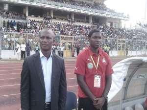 Ghana coach optimistic of winning AFCON 2013
