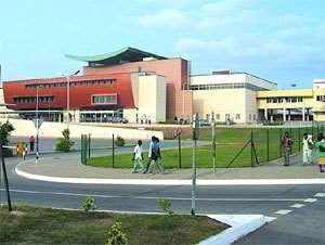 GHANA'S NEW INTERNATIONAL AIRPORT