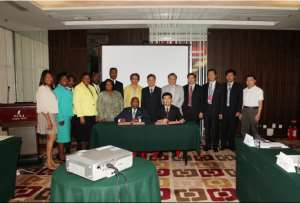 Sec. Of State Kerry Complements HBCU Delegation To Beijing