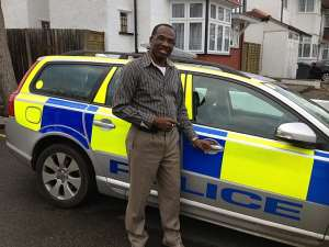 Sierra Leonean Super star Collins Archie-Pearce stars in