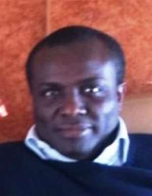 Henry Kwadwo Djaba, Jr.