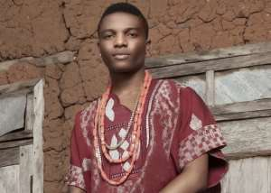 Wizkid- First Nigerian Artiste To Hit A  Million Twitter Followers