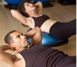 Lack of collective fitness training bane of national development