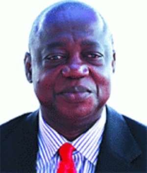 Dr Benjamin Kumbour, AG and Minister of Justice