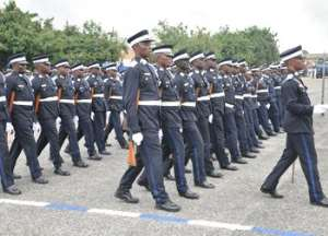 Kwame Nkrumah's Offsprings Now More Illiterate?: The Case of Ghana Police
