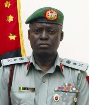 Former COAS, Gen. Yusuf Is Dead