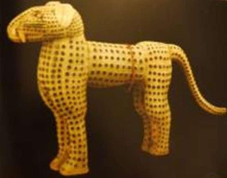 leopard figures