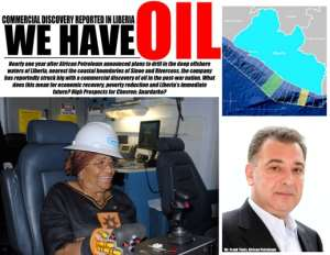 Oil exploration commences with high hopes for economic transformation