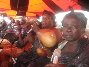 GHANAIAN FOLK MUSIC AND DANCES, A POTENTIAL FOREIGN EXCHANGE EARNER FOR GHANA?
