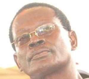 Dr Kwabena Adjei, NDC National Chairman