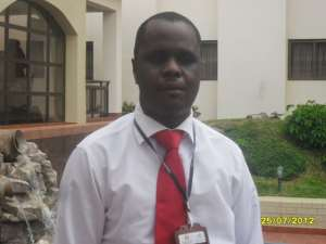 JOSEPH TETTEH, FOUNDER, FOUNDATION FOR YOUTH PEACE AND DEVELOPMENT (FYPD)