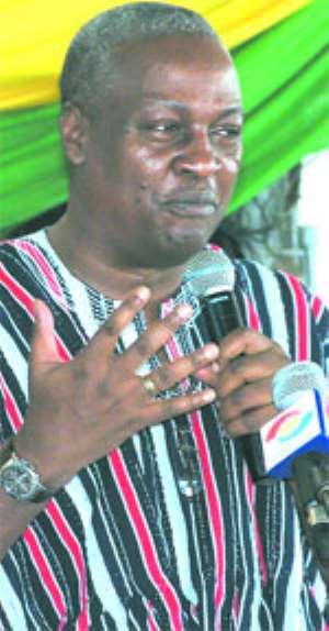 Mr. Mahama, Tear Up NPP-Cute