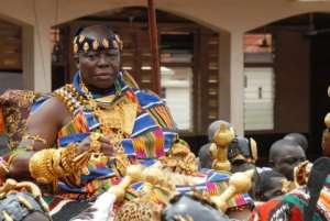 Otumfuo Has Learnt Too Late
