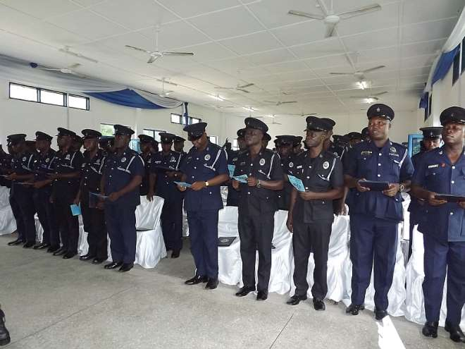 POLICE SENIOR OFFICERS