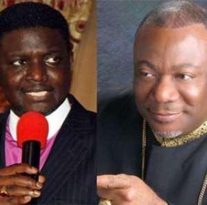 Bishop Charles Agyin Asare and Archbishop Nicholas Duncan-Williams