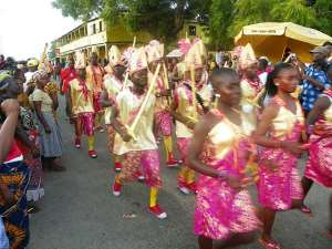 CONFLICTS IN OUR AFRICAN CULTURE, FOCUS ON WINNEBA DEER HUNT FESTIVAL
