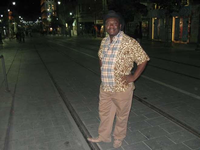NIGHT LIFE AT JAFFA STREET