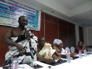 Ghana National Traditional Priests Association Send Special Greetings To Ghana Moslems