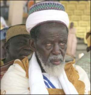 National Chief Imam cautions Ghanaians against violence