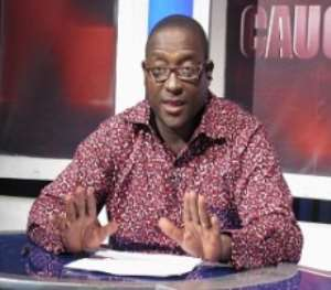 Afari Gyan prepared to save his reputation and damn the election – Buaben Asamoah